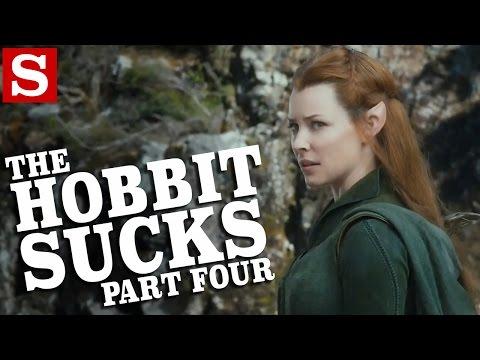 Why The Hobbit Sucks Part Four: Bad Romance