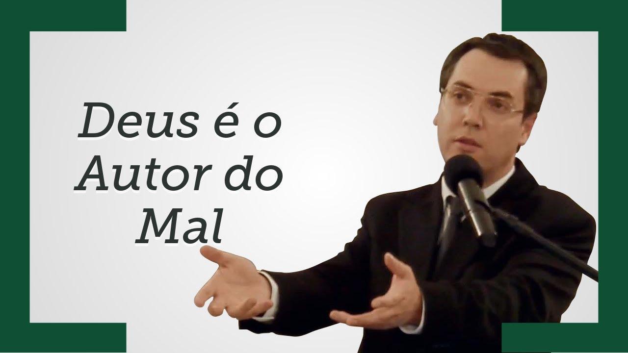 [Deus é o Autor do Mal] - Leandro Lima (Trecho) - YouTube