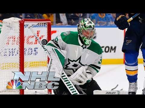NHL Stanley Cup Playoffs 2019: Stars vs. Blues | Game 5 Highlights | NBC Sports