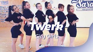TWERK - CITY GIRLS FT. CARDI B.   Dance Video   Jordan Grace Choreography   Dance Cover