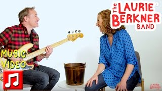 """Best Kids' Songs - """"There's A Hole In the Bucket"""" by Laurie Berkner (feat. Brady Rymer)"""