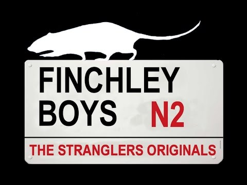 The Stranglers Originals, Finchley Boys,  Rare Footage & Pictures, 40 Years