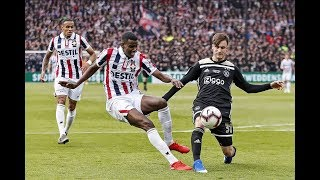 HIGHLIGHTS | Willem II - Ajax (lange versie)