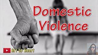 Women's day Special- Against Domestic Violence| Komal Sommanek- Art by Heart💝 #weareempowered