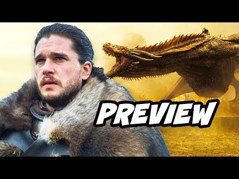Game Of Thrones Season 8 Targaryen Prequel Story Preview