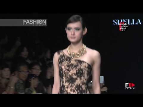 SHELLA TANZILIA Jakarta Fashion Week 2014 - Fashion Channel