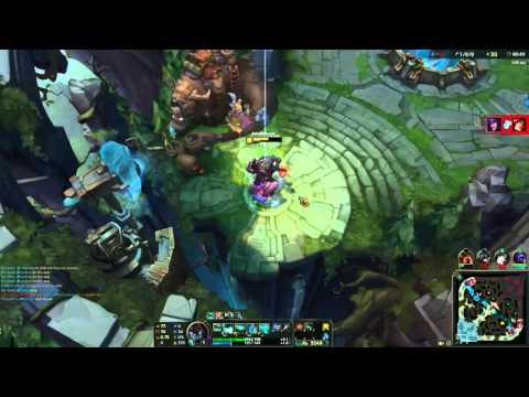League of legends - Maokai Jungle 2 - Dubai player faisalalkous - Eu West