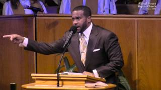 "March 15, 2015 ""Such Great Faith"" Pastor Howard-John Wesley"