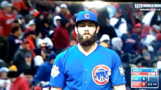 Chicago Cubs Vs Cleveland Indians Game 2 Highlights | 2016 World Series | October 26, 2016
