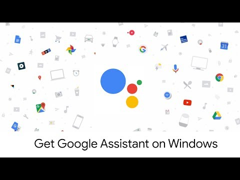 How To Install Google Assistant On Windows