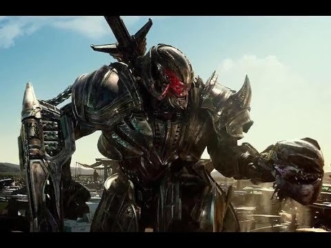 tf5 megatron tribute youtube