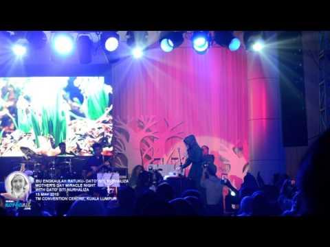 Ibu Engkau Ratu Hatiku - Dato' Siti Nurhaliza (Mother's Day Miracle Night)
