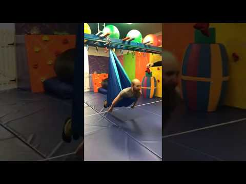 Hammock, Totville, Swing, Occupational Therapy, Sensory Gym