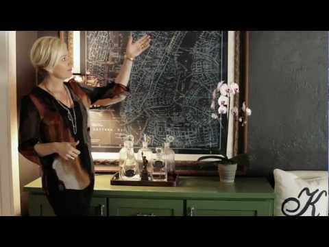 KK How To: Kerrie Kelly Shows How to Mix Color in a Room