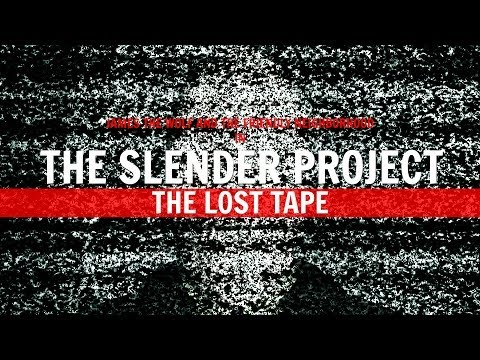 The Slender Project: The Lost Tape