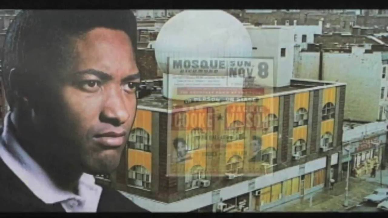 SAM COOKE & THE BLACK MUSLIM CONNECTION