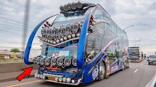 होश उड़ा देने वाले 10 खतरनाक Truck & Bus ✅ 10 Most Amazing and Incredible Vehicles