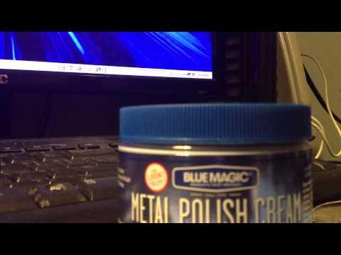 NJROTC Belt Buckle Shinning Guide