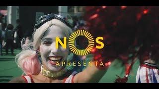NOS Apresenta l Comic Con Portugal