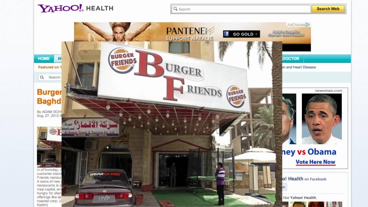 Fast Food Baghdad