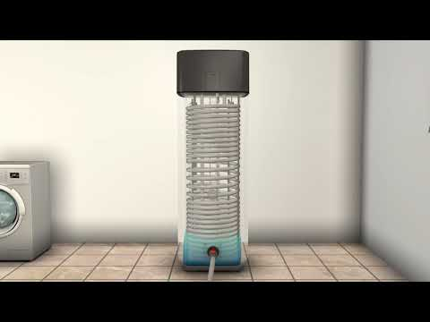 Daikin   Domestic hot water with solar energy