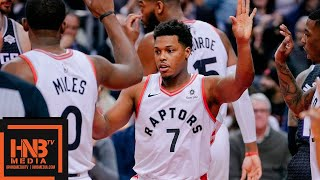 Toronto Raptors vs Sacramento Kings Full Game Highlights | 01/22/2019 NBA Season
