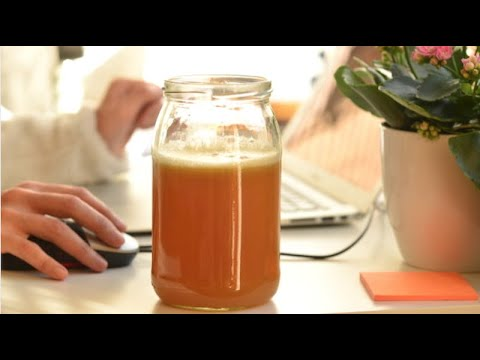 Рецепт имбирного чая для похудения и детокс-диеты