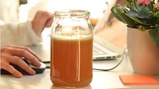 Утренний Имбирный Напиток, Который Заменит Вам Кофе