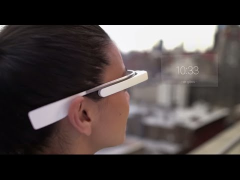 Google Glass: How to use Glass hands-free