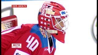 Сборная России по хоккею второй раз обыграла швейцарцев