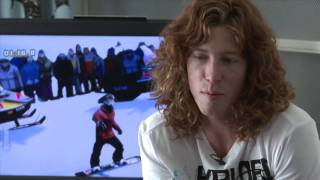 Nintento Wii and Shaun White Snowboarding: World Stage