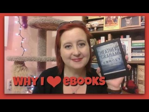 Why I Love EBooks