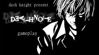 Death Note Gameplay