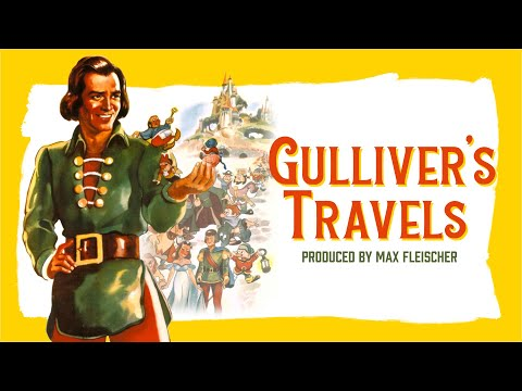 Gulliver's Travels (1939) - Full Length Animated Feature - 2347