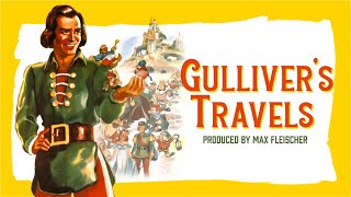 Gulliver's Travels (1939) - Full Length Animated Feature