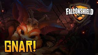 Repeat youtube video Falconshield - GNAR! feat. Rawb (LoL original song)