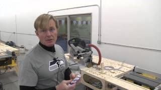 Building The Paulk Total Station Part 14 Installing The Fastcap Ruler