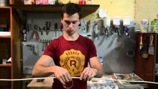 видео Держатель для краскопульта: как сделать подставку для распылителя?