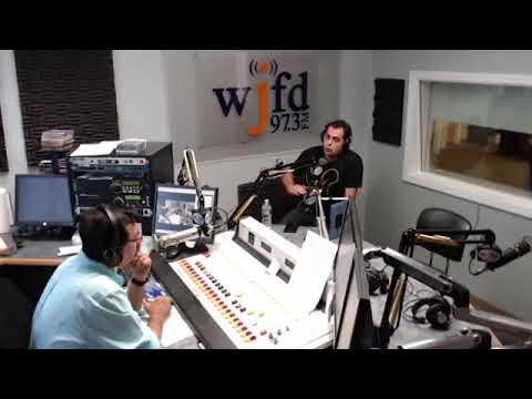 Nuno Capataz em entrevista. WJFD - 97.3 FM