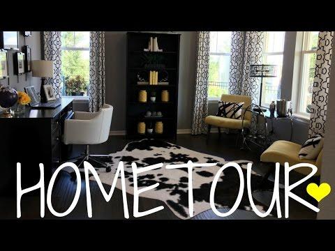 GLAM HOME TOUR!!!