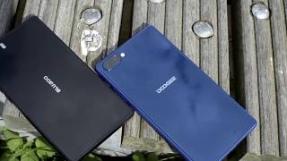 Doogee Mix Vs Bluboo S1 Camera comparison | All about the screen?