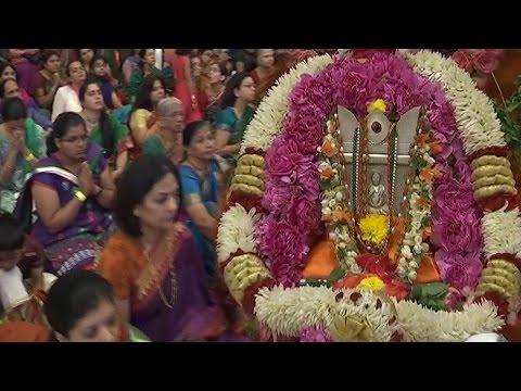 Sri Guru Raghavendra Swamy Aradhana Utsavam in New Jersey America
