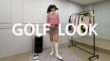 2020년 여성골프웨어 트렌드는.....??? Spring Golf wear 2020