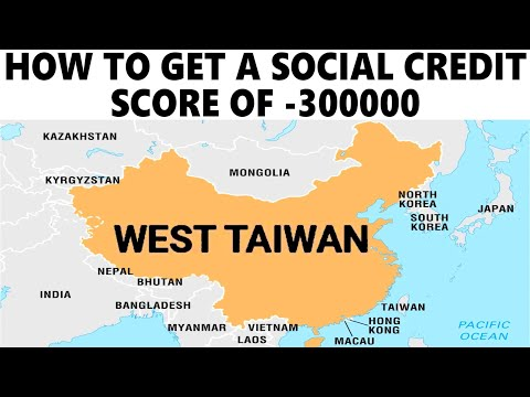 China Will Ruin My Social Credit For This...