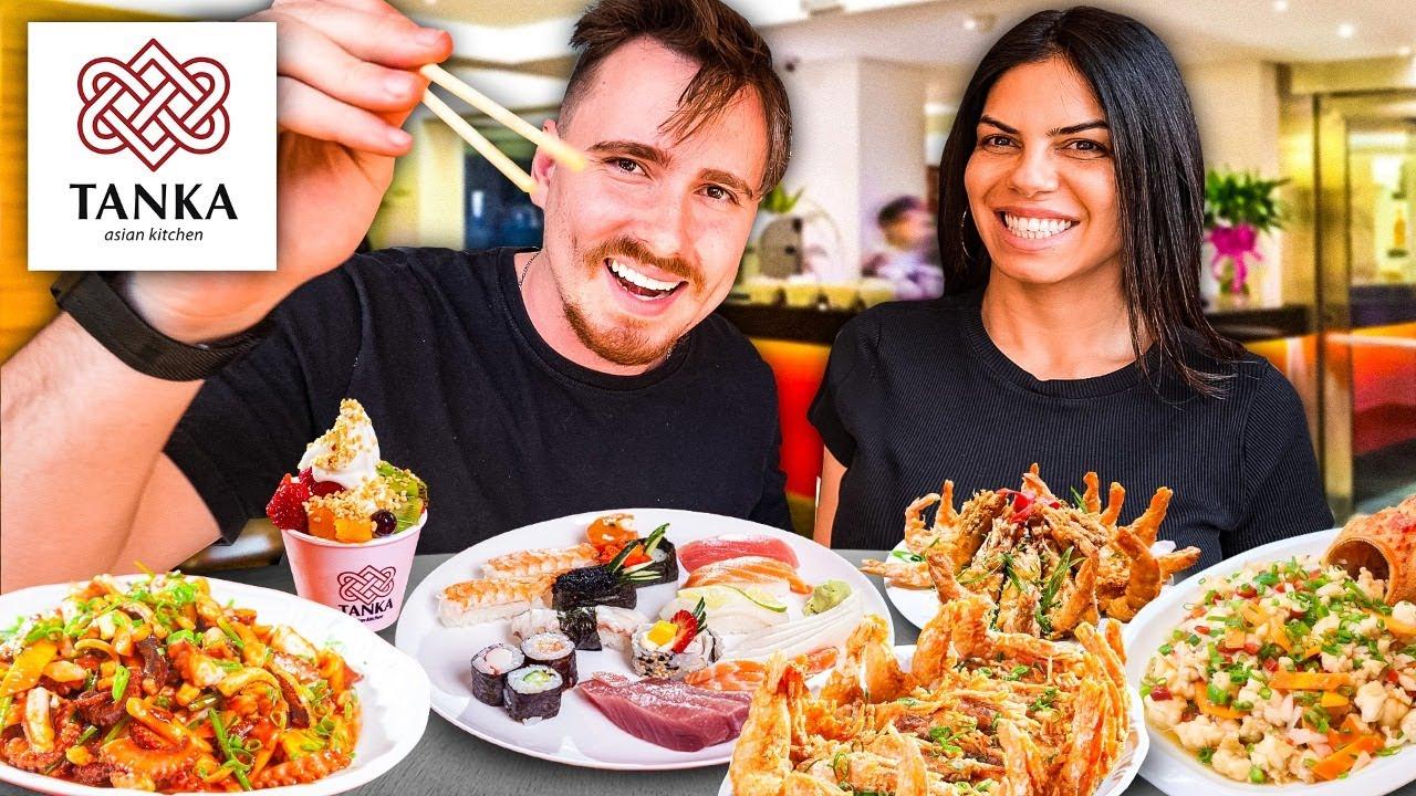 Tanka Restaurante - Buffet Oriental a vontade na Liberdade I Japamesa 6