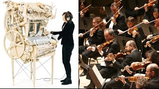 Wintergatan - Marble Machine Symphonic Orchestra Cover