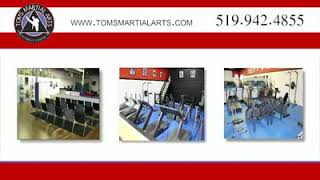 Toms Martial Arts and Fitness Centre Inc