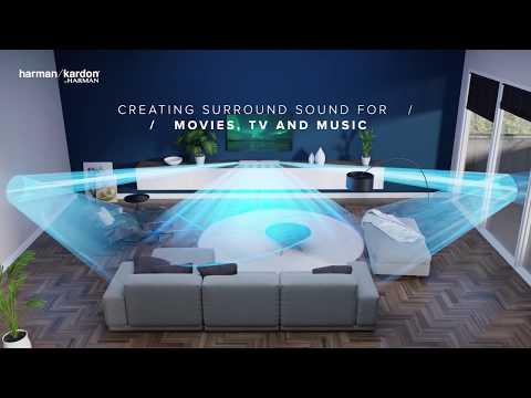 Harman Kardon | Citation MultiBeam 700 | The smartest soundbar with MultiBeam surround sound