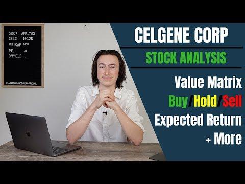 Celgene Corporation (CELG) Stock Analysis 2018