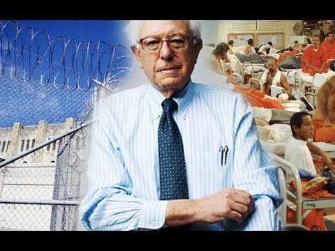 Bernie Sanders: Abolish Private Prisons